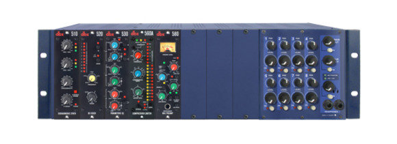 Dbx500series in rack email