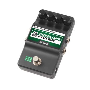 DOD® FX25B Envelope Filter with iStomp label