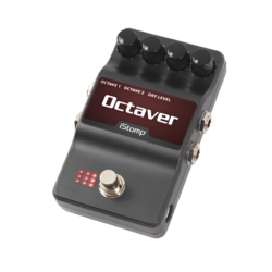 Octaver epedal
