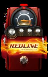 Redline overdrive on epedal