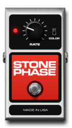 Stone phase on epedal