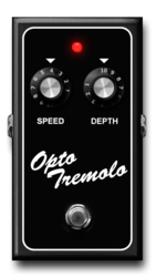 Opto tremolo on epedal