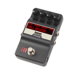 Hall reverb epedal
