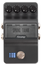 Spring tank epedal