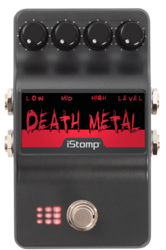 Death metal epedal