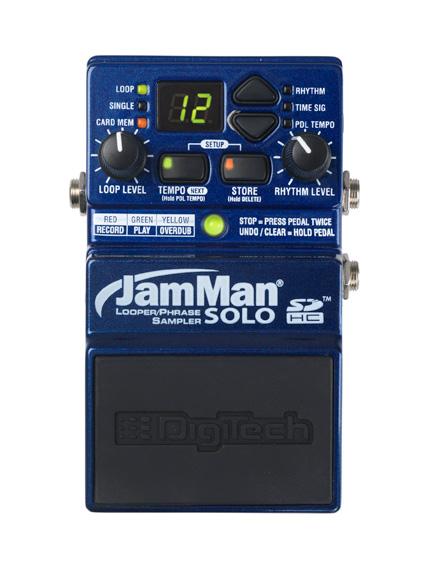 jamman solo looper manual pdf