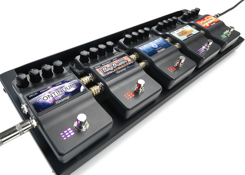 Istomp pedalboard medium