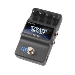 Strato boost epedal