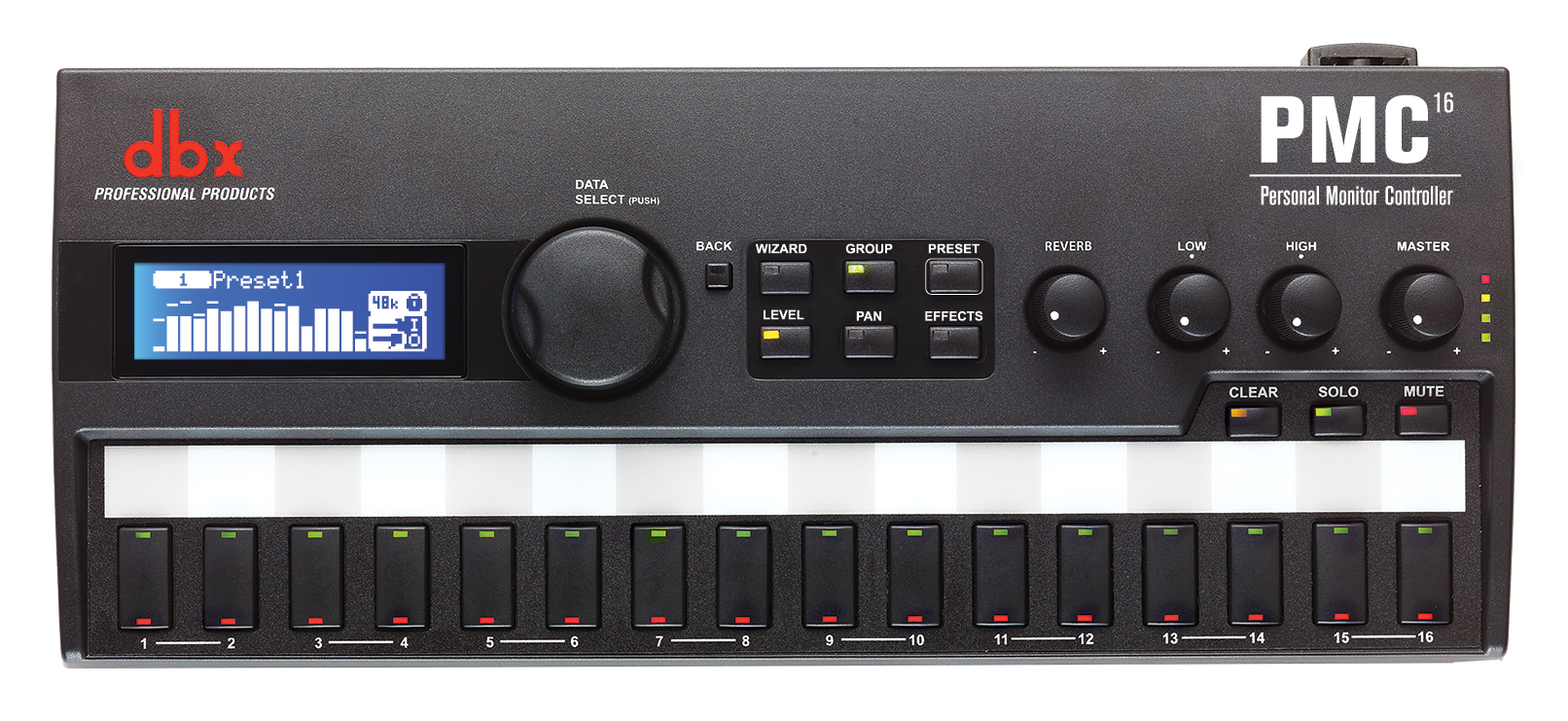 Pmc16 Dbx Professional Audio
