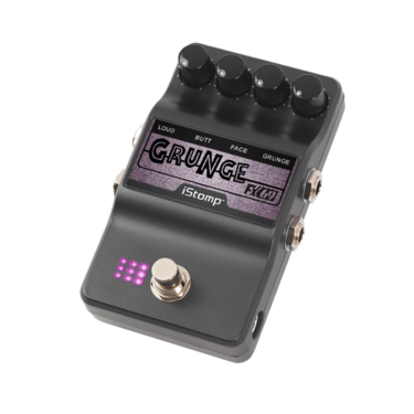 DOD® FX69 Grunge with iStomp label