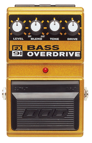 Dod fx91 bass overdrive large