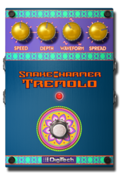 Snakecharmertremoloon epedal