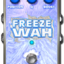Freeze wah on tiny square