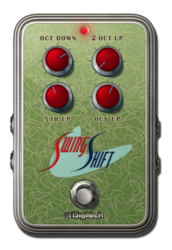 Swingshift pedal on epedal