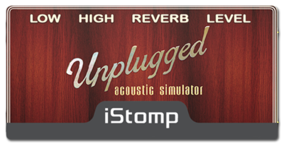 Unplugged label epedal