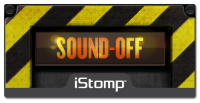 Soundoff label epedal