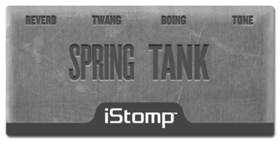 Springtank label epedal