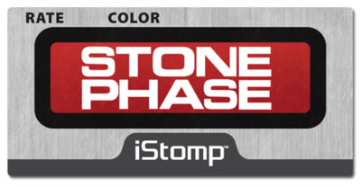 Stonephase label epedal