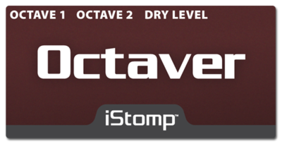 Octaver label epedal