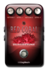 Digitech red coral pedal thumb