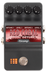 Redcoral istomp straight epedal