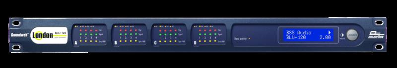 Blu 120 front lightbox