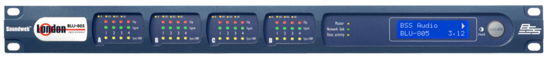 Blu 805 front lightbox