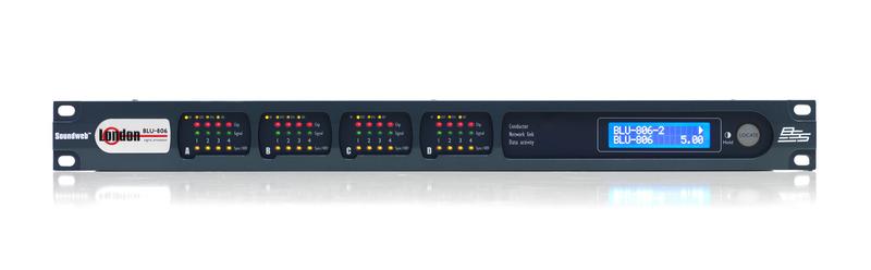 Bss blu 806 front lightbox