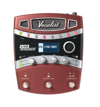 Vocalist live harmony top medium