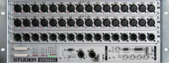 Studer compact stagebox 1000 small