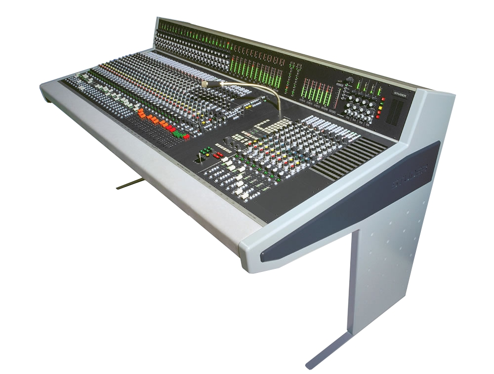 928 studer professional mixing consoles - Professional mixing console ...