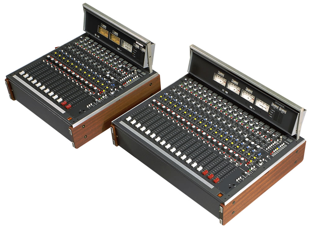 961 962 studer professional mixing consoles - Professional mixing console ...