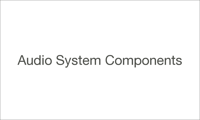 Audiosystemcomponents 1000 large