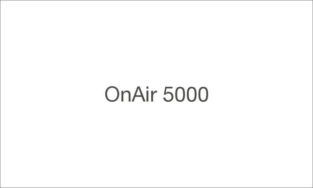 Onair 5000 1000 large