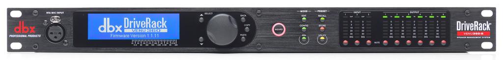 Driverack venus360 b front full width