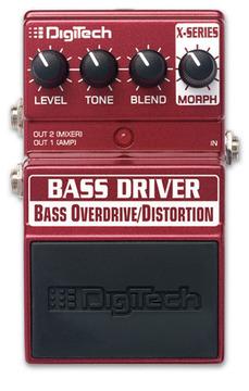 Bassdriver medium