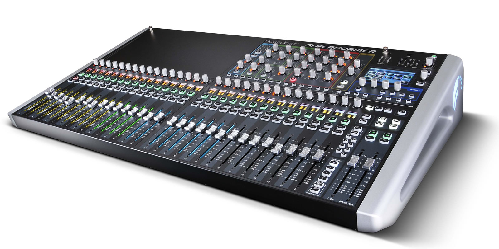 Si Performer 3 Soundcraft Professional Audio Mixers