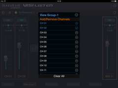 Visi listen channels small