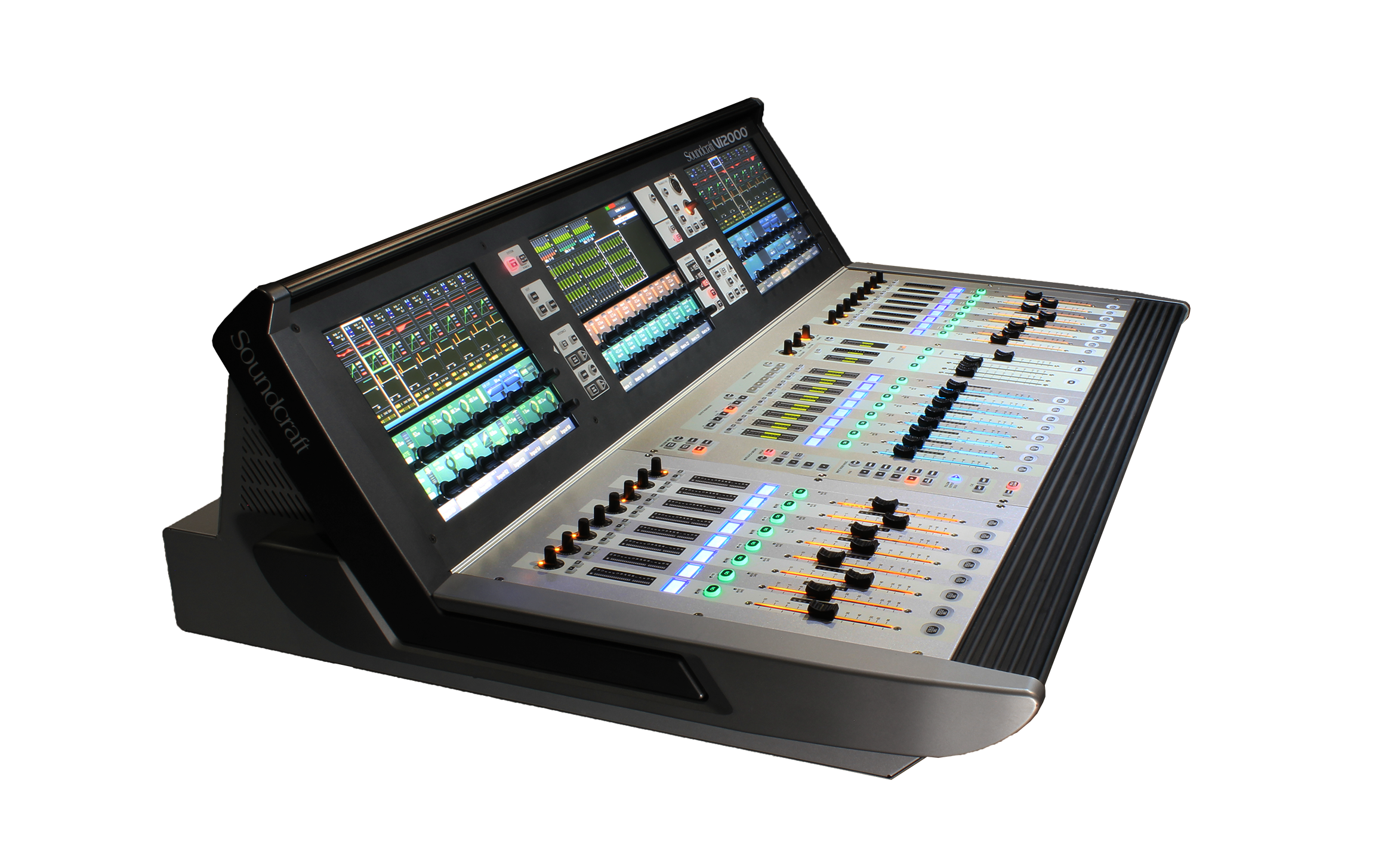 vi2000 soundcraft professional audio mixers. Black Bedroom Furniture Sets. Home Design Ideas