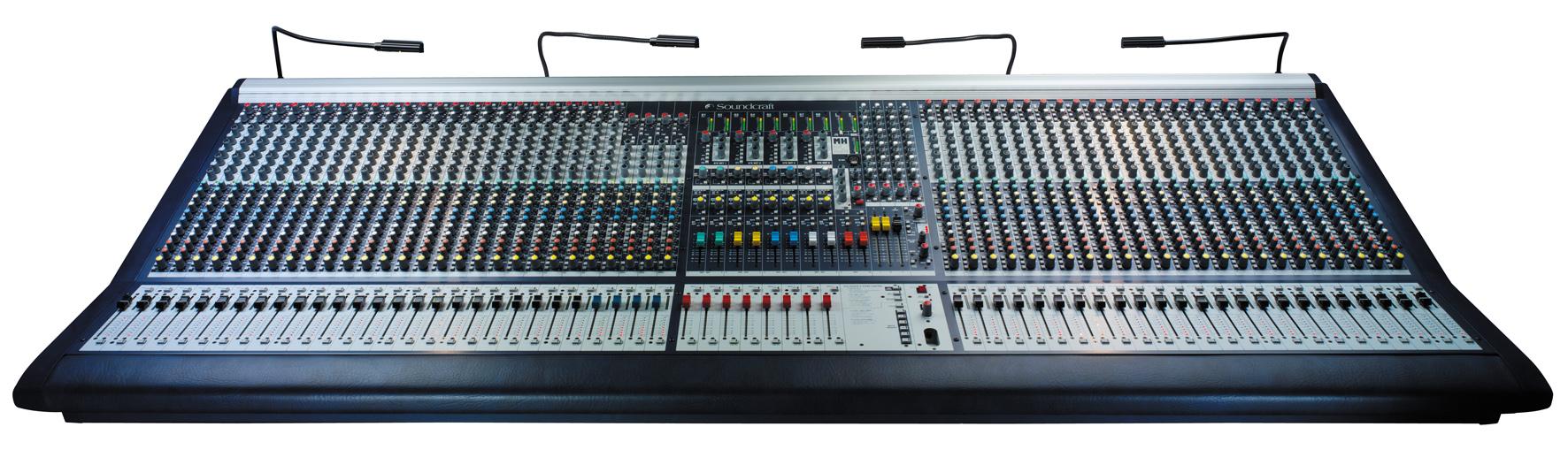 Mh2 Soundcraft Professional Audio Mixers