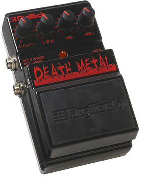 Death metal angle medium