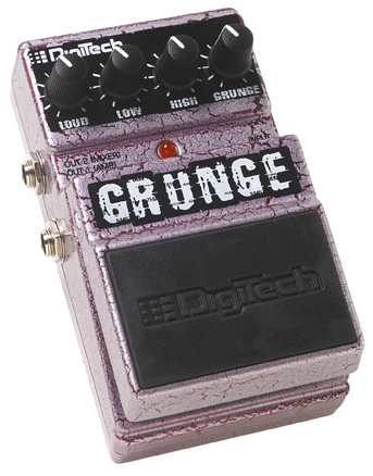 grunge digitech guitar effects. Black Bedroom Furniture Sets. Home Design Ideas