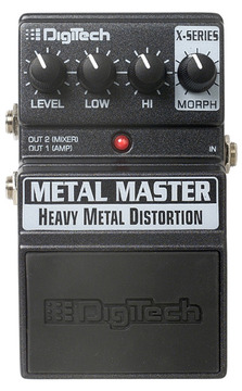 Metal master medium