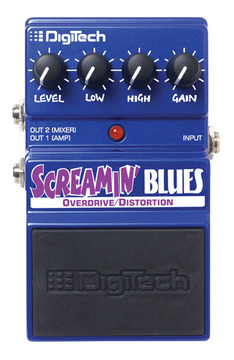 Screamin blues front medium