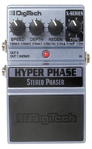 Hyper phase large