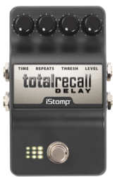 Istomp total recall epedal