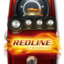 Redline overdrive off tiny square