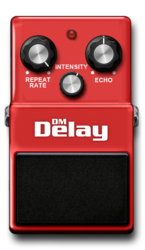 Dm delay off epedal