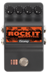 Rock it label epedal