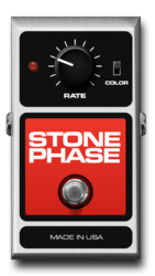 Stone phase off epedal